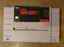 Super Nintendo SNES Super Scope 6 Tested
