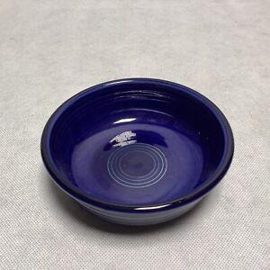 """Fiestaware Vintage Cobalt 5.5"""" Cereal Bowl"""