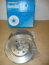 561486B Bendix Front Brake Discs (Pair) Fits Nissan Sunny 1.4/1.6 1991 - 1995