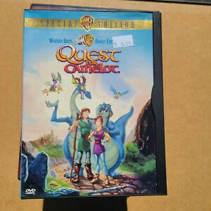 Quest for Camelot Special Edition  60% OFF 4+ DVD $2 Each