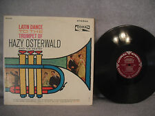 Latin Dance To The Trumpet Of Hazy Osterwald, Coral CRL 757382, Latin Jazz