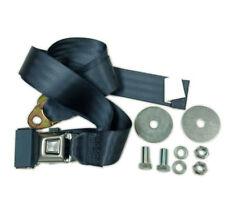 "Blue Universal 72"" Lap Seat Belt w/ Hardware Hot Rat Street Rod Muscle Classic"