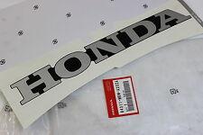 Neu Original Honda CBR600F CBR 600 F FS Schriftzug Aufkleber Marke 64311MBWA20ZA