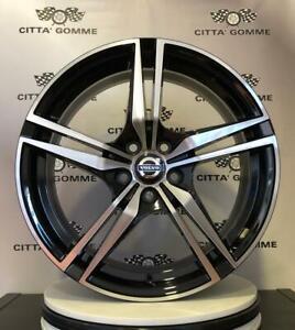 "4 Cerchi in lega Volvo C30 S60 V40 V50 V60 V70 XC60 XC70 da 18"" Nuovi, OFFERTA!!"
