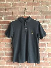 Raf Simons X Fred Perry Mens Polo Shirt Gray Size Small