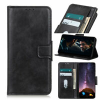 For Xiaomi Redmi 9 Luxury Flip Leather Wallet Purse Card Slots Stand Case Cover