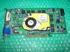 Nvidia GeForce FX5900 128MB DDR DVI/VGA/TVO AGP Graphics Card