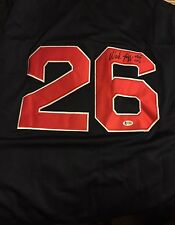 75f597b5e WADE BOGGS SIGNED BOSTON RED SOX JERSEY BAS BECKETT AUTHENTICATION 2
