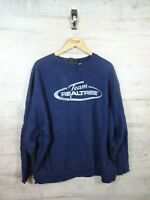 vtg team realtree oarsman rowing sweatshirt sweater jumper refA18 XXL