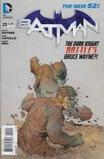 BATMAN THE NEW 52 #20 VERY FINE 2013 (2nd SERIES 2011) DC COMICS