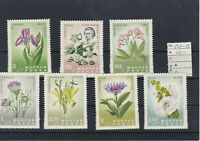 Hungary MNH Flowers Stamps Ref: R7172