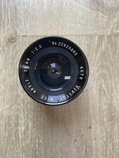 Vivitar Auto Vivitar Wide Angle 35mm 1:2.8 Lens