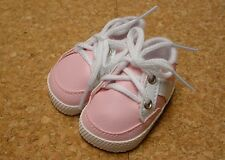 """Doll Shoes, 65mm PINK Custom Sporty Shoes for 16"""" Sasha (Unisex)"""