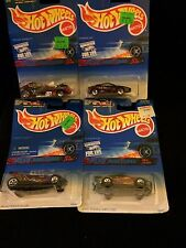 Hot Wheels 1997 Rockin Rods Series Complete Set (4 Cars)
