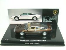 Minichamps Pm436103320 Lamborghini Urraco 1972 Brown 1 43 Modellino