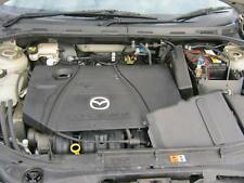 MAZDA 3 ENGINE PETROL, 2.0, LF, BLACK ROCKER COVER TYPE, BK, 01/04-06/06 04 05 0