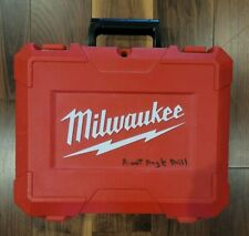 Milwaukee HARD CASE ONLY For Right-Angle Drill 3/8 in.