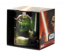 Star Wars - Keramik Tasse - Meister Yoda - Episode 1-6 - Geschenkbox
