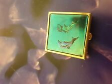 SQUARE PILL BOX DOLPHINS