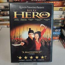Hero Jet Li Quentin Tarantino 60% Off 4+ Dvd $2 Each