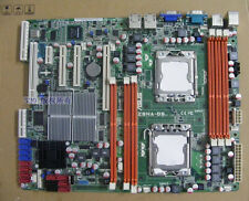 1PC Used ASUS Z8NA-D6 dual 1366 server motherboard support L5693 5620