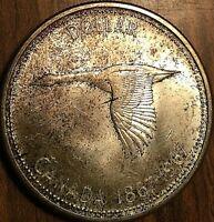 1967 CANADA SILVER DOLLAR