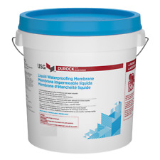 USG Durock Brand Liquid Waterproofing and Crack Isolation Membrane 1 Gallon