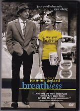 Breathless - DVD (French with English Subtitles Region 1)