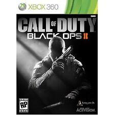Call Of Duty: Black Ops II Xbox 360 Very Good 3Z
