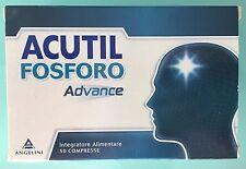 Acutil Fosforo Advance Integratore 50 Compresse