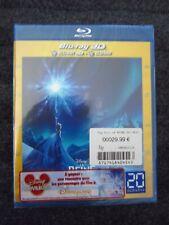2 x DVD la Reine des Neiges Blu-ray 3 D Disney Privileges