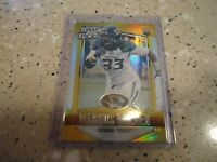 2015 PANINI COLLEGIATE DRAFT PICKS ROOKIE  GOLD CARD MARKUS GOLDEN 8/10 RARE