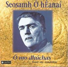 Seosamh O hEanai - O Mo Dhuchas: From My Tradition, Irish Folk CD VG