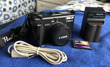Canon PowerShot G5 5.0MP Digital Camera - Black~~Nice~~Bundle~~Flash Card~~