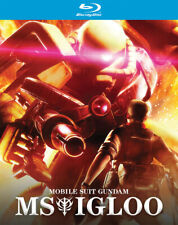 Mobile Suit Gundam MS Igloo - OFFICIAL REGION A ANIME BLU-RAY NEW