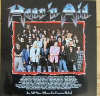 DIO - HEAR'N AID - We're Stars m. 6 Gitarrensoli-LP Vinyl 12'' 1986, Iron Maiden