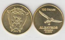 Iles Crozet 100 Fr. 2011 Albatros
