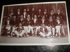 More details for old postcard exeter university tennis team 1909 - 1910 all named