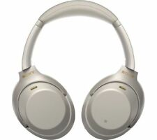 Sony WH-1000XM3 Wireless Over-Ear Headphones Silver cancellazione di rumore IT