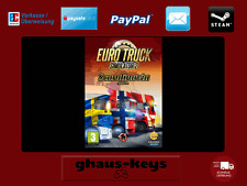 Euro TRUCK SIMULATOR 2-Scandinavia Steam Key Download PC codice GAME NUOVO