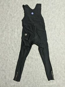 Mens Castelli Y2 Progetto Bib Tights Cycling Winter Biking Pants Size XL