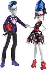 Monster High LIEBE STIRBT NIE Slo Mo & Ghoulia Yelps Sammlerpuppe SELTEN CKD81