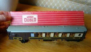 Hornby Dublo Pullman Car No. 4037 for 00 gauge rail 2 & 3 railwith original box