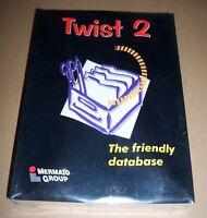 Atari 520 1040 ST STE Mega computer database software Twist 2 HiSoft NEW sealed