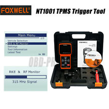 FOXWELL NT1001 TPMS Trigger Tool Universal TPM Sensor Decoder Diagnostic Scanner