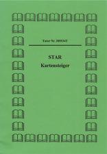 STAR Kartensteiger - ein  Tutor von Astor