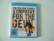 The Rolling Stones - Sympathy For The Devil, Blu-ray Disc, Neu OVP, 2015/1968 !!