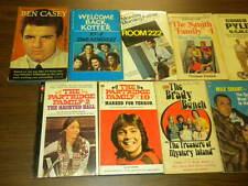 11 TV PAPERBACKS 1960's/70's BRADY BUNCH KOTTER GET SMART FELONY SQUAD  lot B