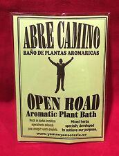 LOT X4⭐️ABRE CAMINO - BAÑO DE PLANTAS⭐️ OPEN ROAD -PLANT BATH⭐️20gr.