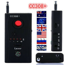 Anti-Spy Signal RF Detector Against Hidden Camera Laser Lens Mobile Bug Finder
